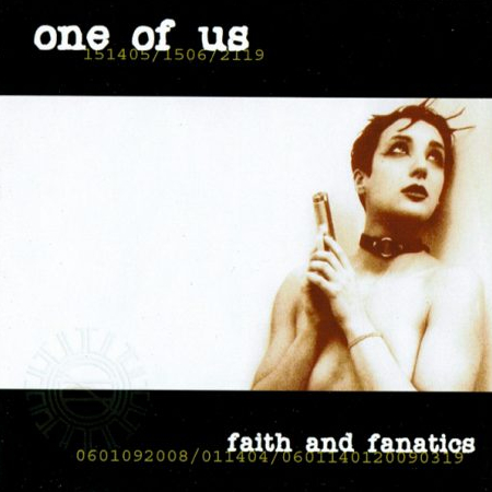 John Eye/one of us Faith and Fanatics album cover