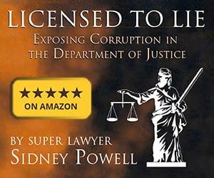 Licensed To Lie (Book)