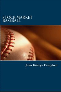stock market baseball paperback cover