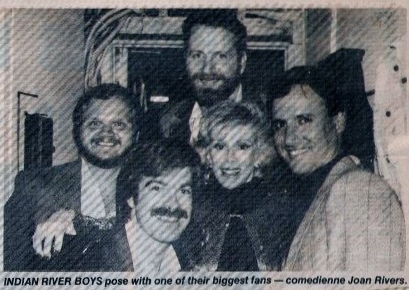 IRB with Joan Rivers