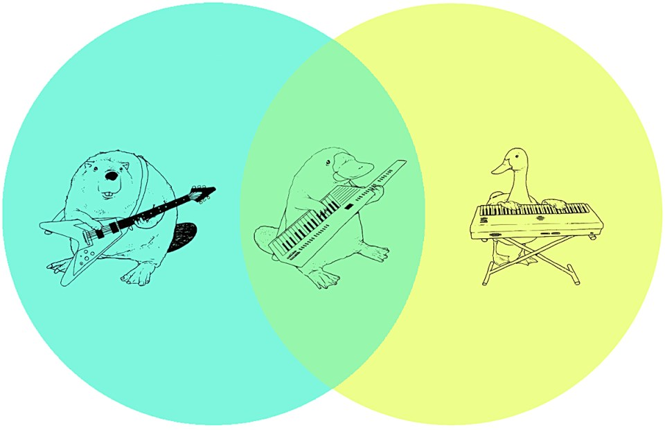 Venn Diagram Infographics For The People
