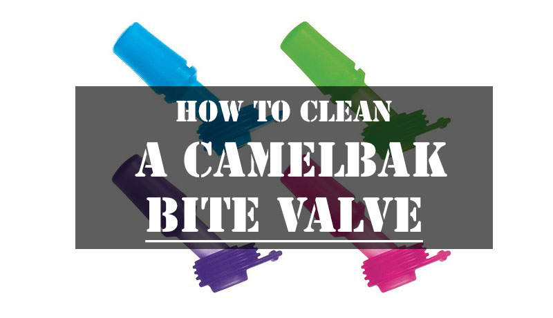 how to clean camelbak tube