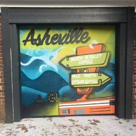 Street Art Mural Design