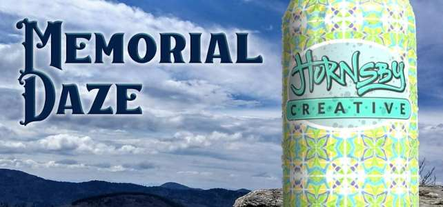 Raising a chilled can in memory of those who have made the ultimate sacrifice for our way of life.