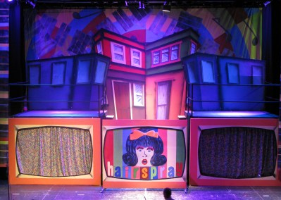 The Hairspray Set