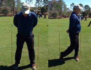 Patience John Hugehs Golf Golf Lesson Orlando Golf School