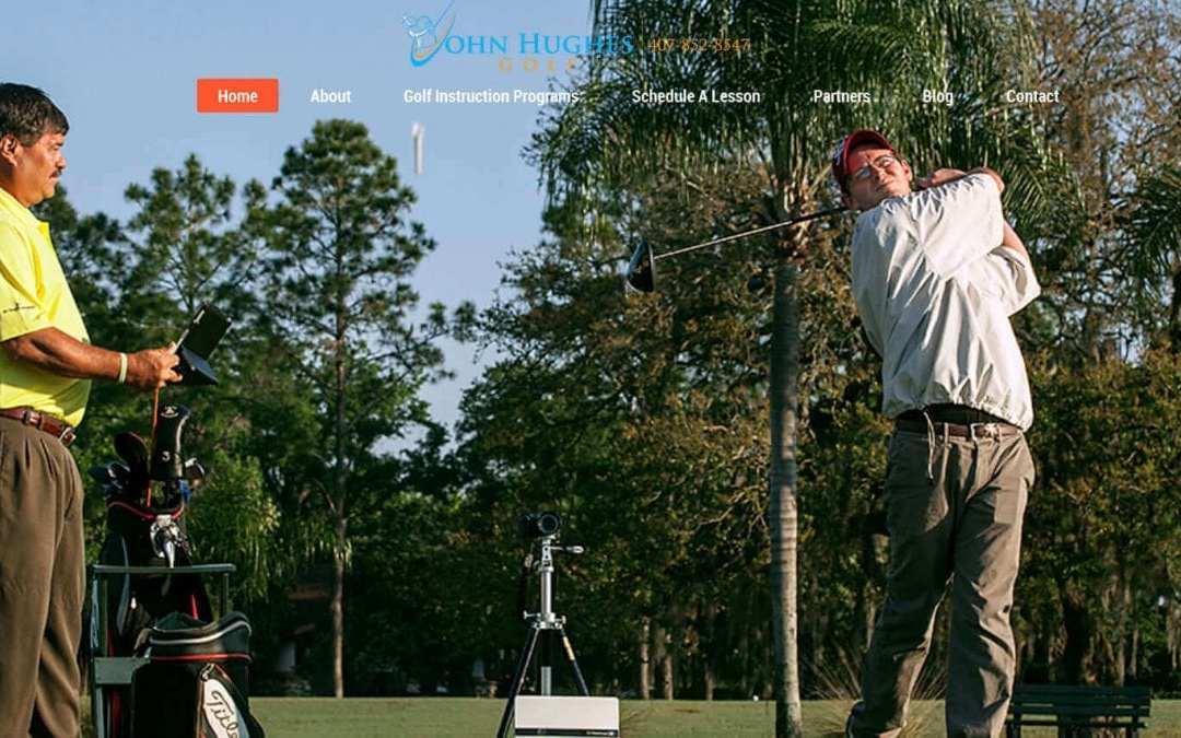 John Hughes Golf is Back!