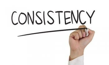 Why are you not Consistent? Or are You?