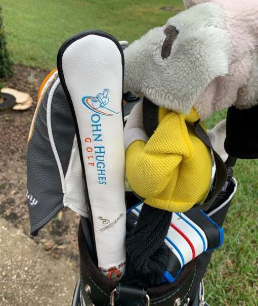 John Hughes Golf, John Hughes Golf Alignment Rod Cover, Alignment Sticks, Alignment Rods, Orlando Golf Schools, Orlando Golf Lessons, Golf Lessons in Orlando, Golf Schools in Orlando