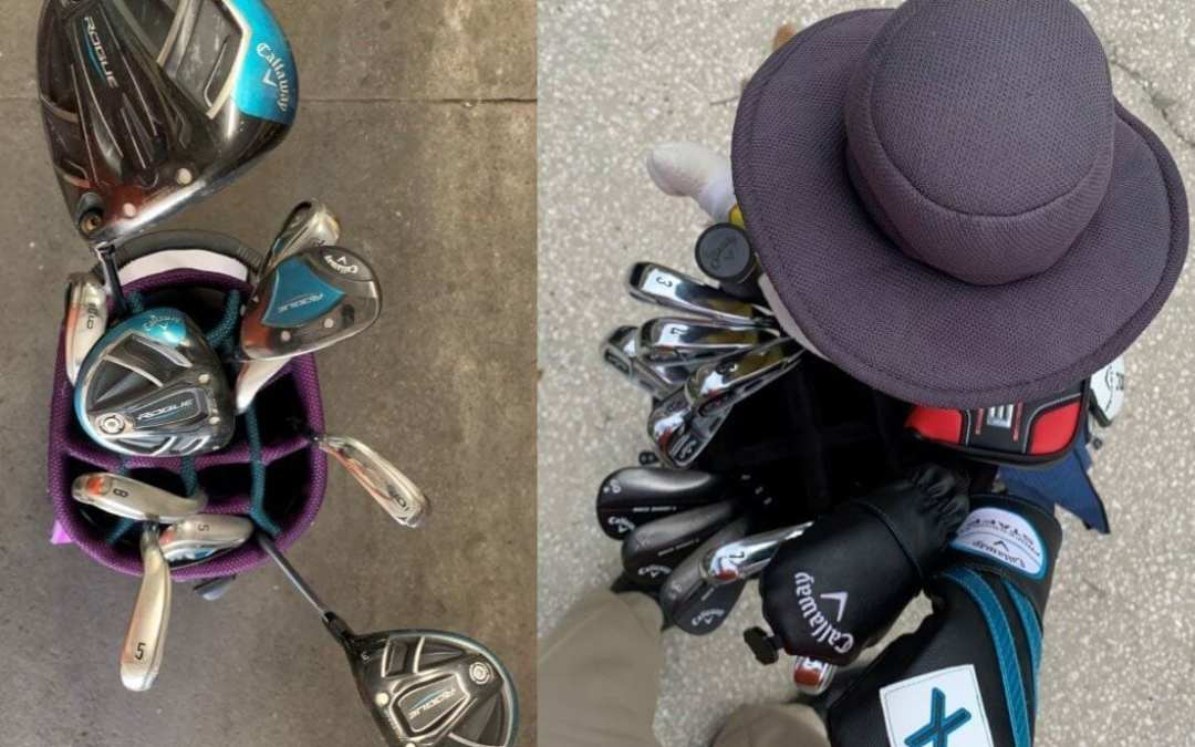 John Hughes Golf, Why to organize your golf bag, how to organize your golf bag, Golf lessons in Orlando, Golf Schools in Orlando, Organizing Your Golf Clubs