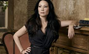 Lucy Liu | Anne Marie Lepretre make-up artist