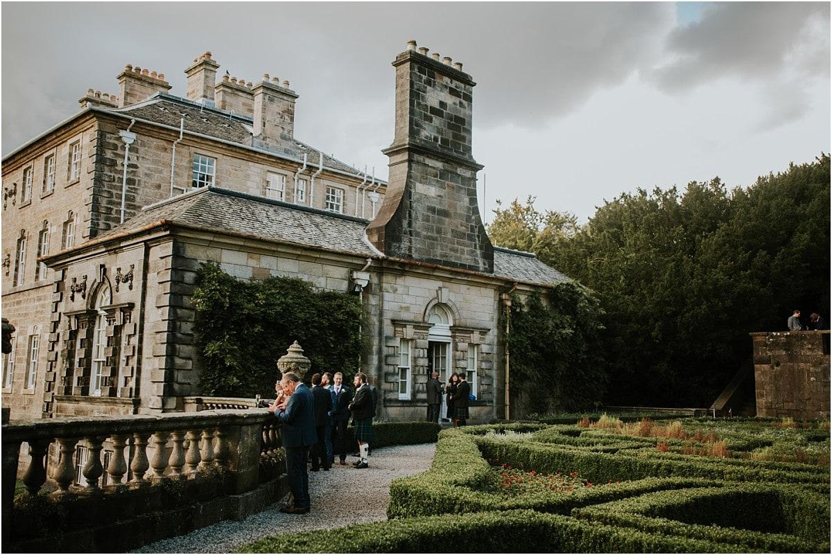 Pollok House Wedding Photography