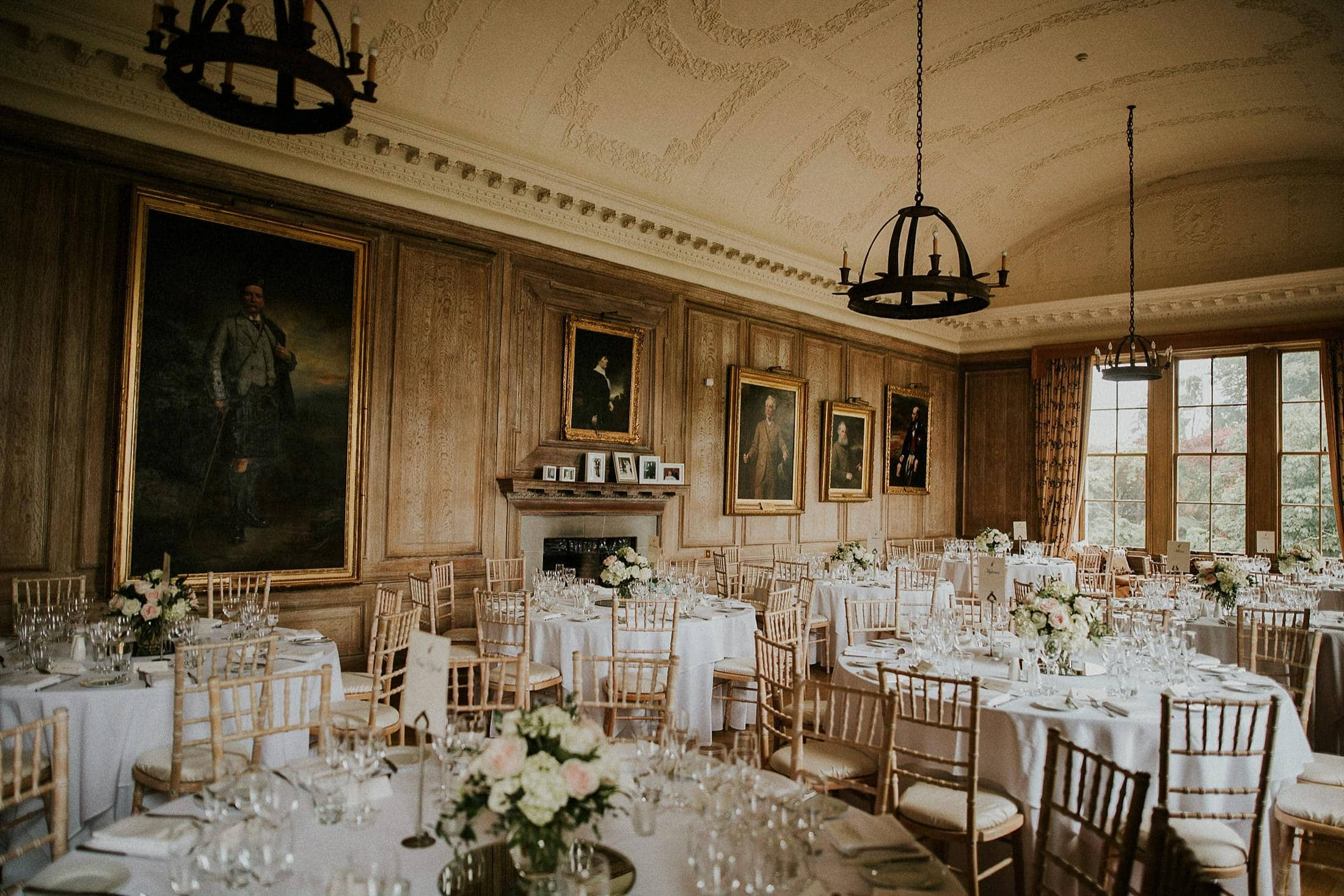 Rossdhu House Wedding At Loch Lomond Golf Club John