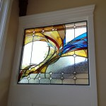 Contemporary Stained Glass Windows John Joy Studio