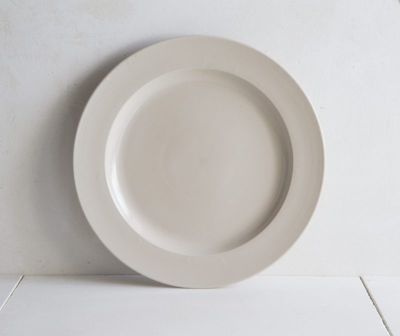 Large Dinner Plate Stoneware
