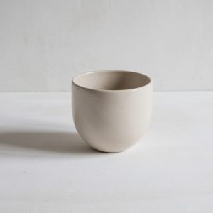Stoneware Simple Beaker