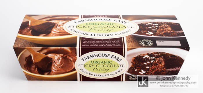Farmhouse Fare sticky chocolate pudding