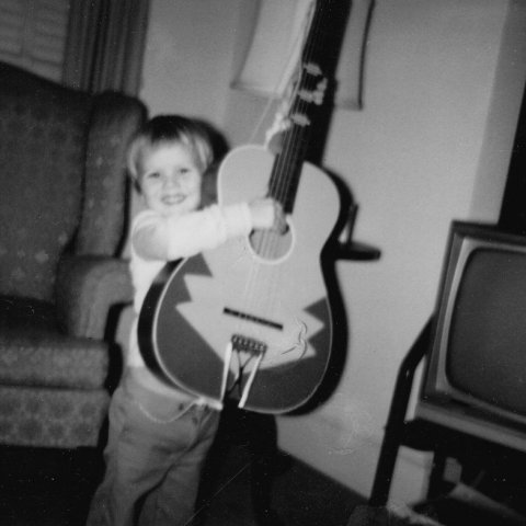 John Kyle - 3 years old
