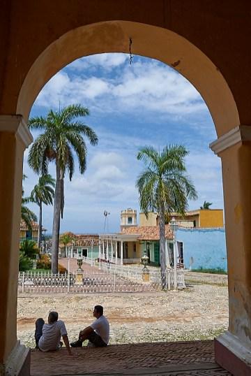 trinidad arch