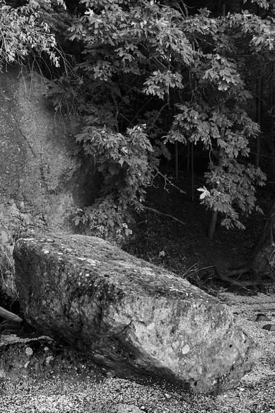 bedwell beach boulder