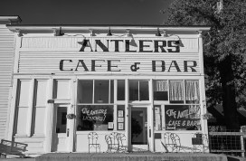 antlers cafe