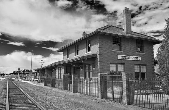 steamboat depot