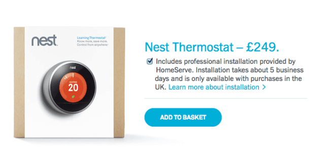 Buy nest over on their website