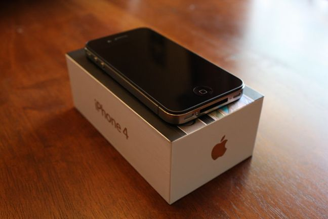 Trusty iPhone 4