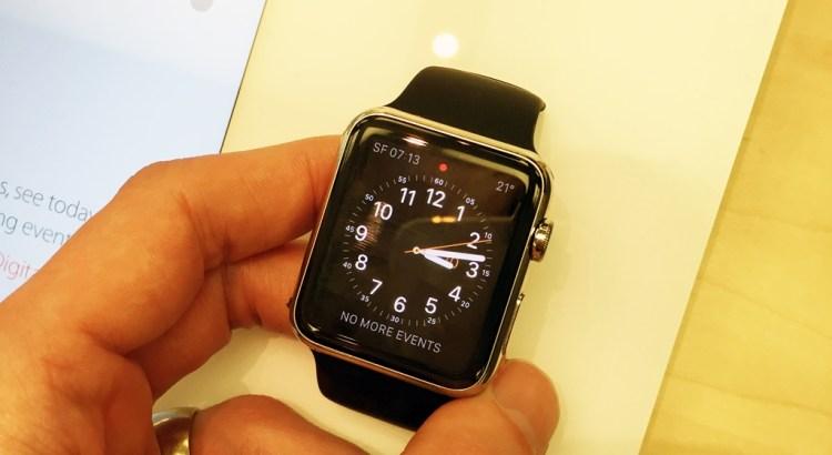 Apple Watch Main Watch