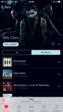 Biffy Clyro Example music home - Albums to stream