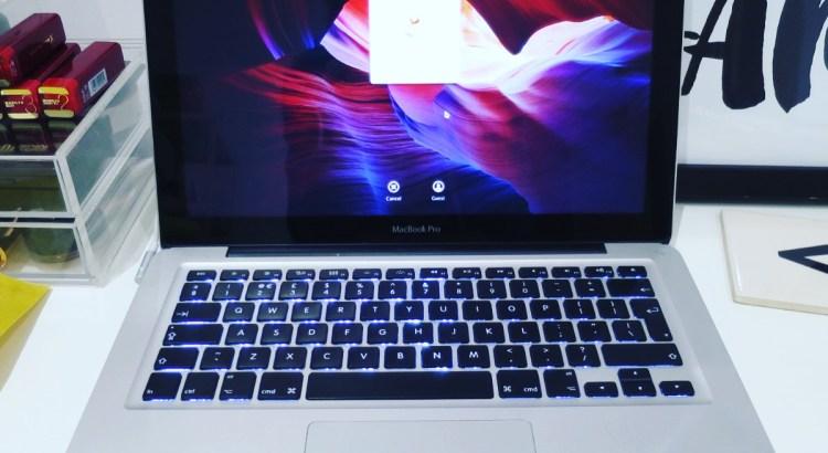 Apple Macbook repaired & working
