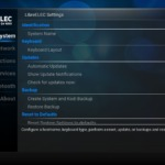 Migrating from OpenELEC to LibreELEC kodi