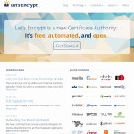 Using Let's Encrypt to enable HTTPS for your website