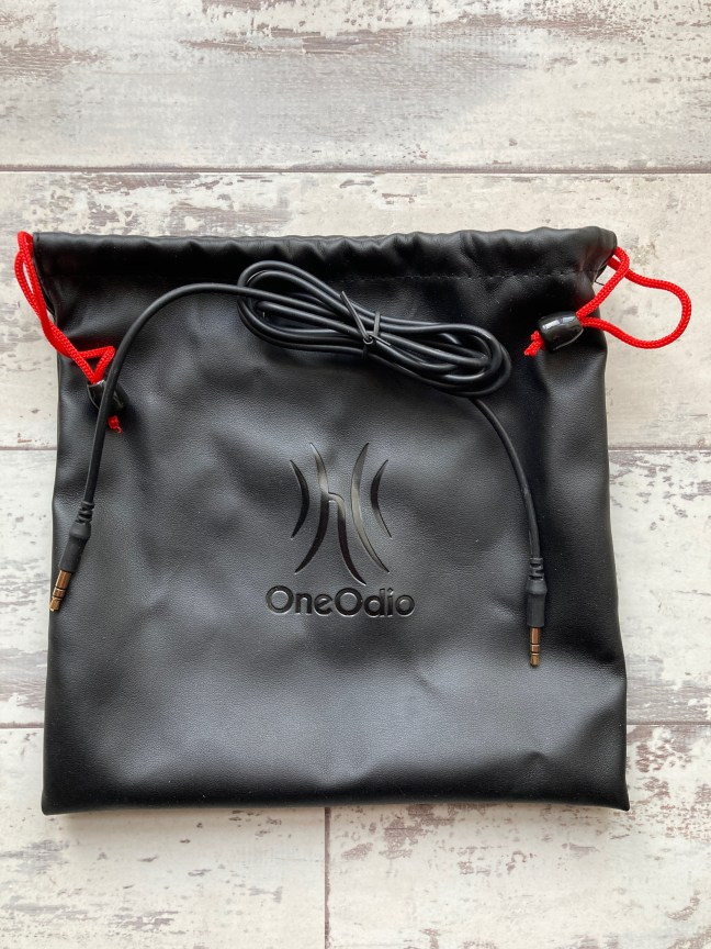 OneOdio A30 Noise Cancelling Headphones Carry Bag