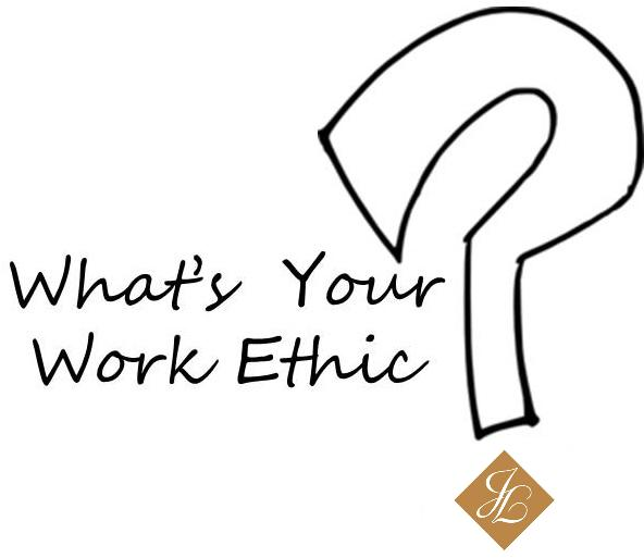 Whats Your Work Ethic