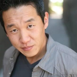 Actor John Mark Pak