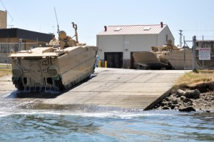 Amphibious Vehicle Test Center