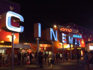 Cineplex Odeon Theaters at Universal Studios