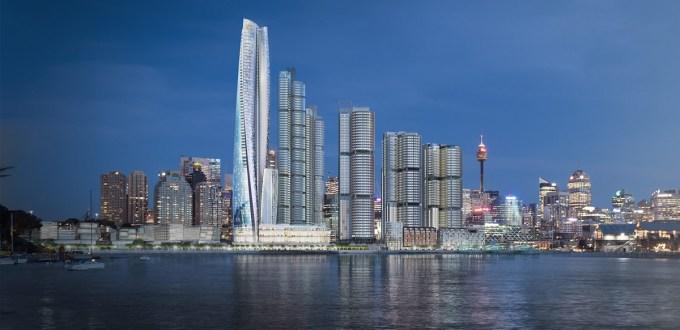 Crown Towers - Sydney Australia