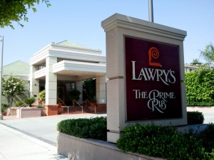Lawry's Prime Rib Restaurant