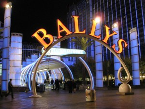 MGM Hotel (Now Bally's)