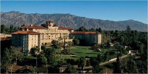 Ritz Carlton Huntington Hotel