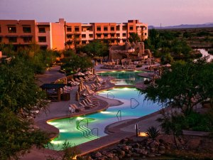 The Wild Horse Resort
