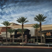 Restaurant Row - Red Rock Casino - Las Vegas, Nevada