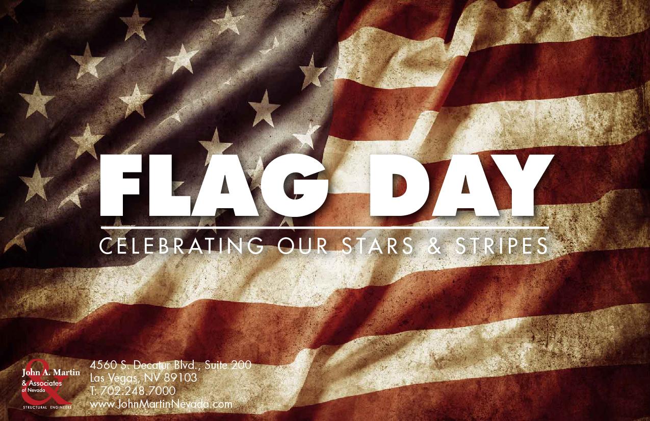 John A. Martin & Associates of Nevada - Flag Day