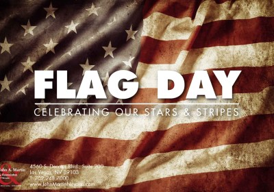 John A. Martin & Associates of Nevada - Flag Day