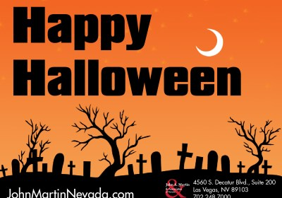 John A. Martin & Associates of Nevada - Happy Halloween