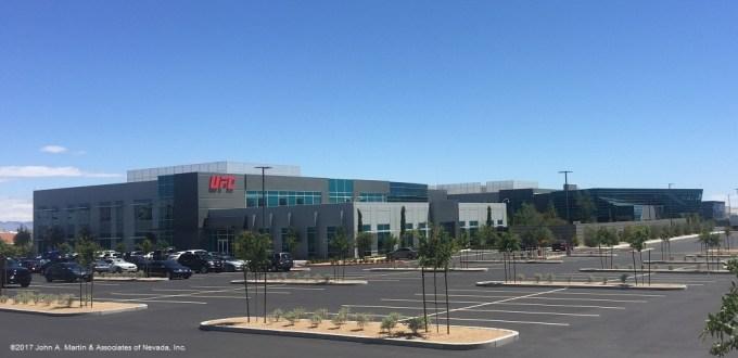 UFC Headquarters - Las Vegas, Nevada