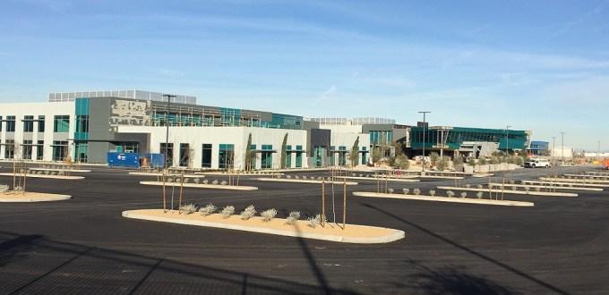 UFC Headquarters Las Vegas, Nevada