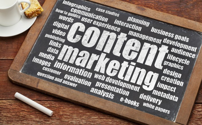 Content Marketing - The Delivery Mechanism for Contemporary SEO by Martin Calvert, Blueclaw